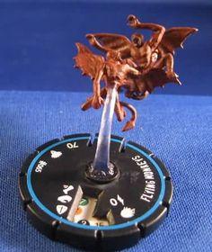 Flying Monkeys #065 Freakshow HorrorClix - HorrorClix: Freakshow Singles - Horrorclix - Miniatures