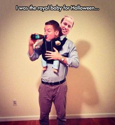 Now this is a costume