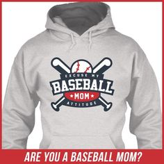 Are you a baseball mom?