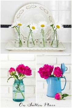 5 tips for arranging garden flowers examples