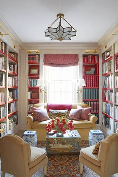 Exceptionnel Perfect Room For A Small Reading Group. Bookshelves, Bookcase, Living Room,  Living