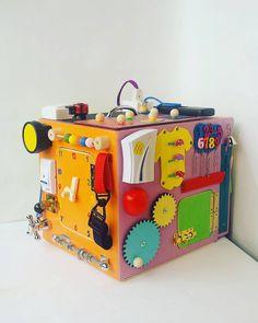 37 отметок «Нравится», 10 комментариев — Развивающие игрушки, бизикубы❤ (@busypuz) в Instagram: «Очень насыщенный получился кубик👌 для одного любопытного мальчишки🙎 . . . Для заказа бизикуба…»