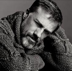Christoph Waltz photographed by Inez van Lamsweerde and Vinoodh Matadin (N.Y. Times 2010)
