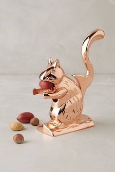 Pin for Later: 90+ Kitchen Gifts For Your Best Friend Under $25 Anthropologie Squirrel Nut Cracker ($24) Anthropologie Squirrel Nut Cracker ($24)