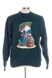 Green Ugly Christmas Sweatshirt 29988