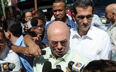 LA VOZ SIN CENSURA: Hipólito y Abinader rechazan haya fricción en conv...
