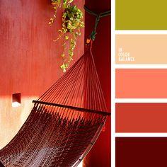 Цветовая палитра №1505
