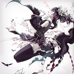 vocaloid, anime, and hatsune miku image Vocaloid, Manga Girl, Anime Manga, Anime Girls, Anime Side View, Fandom, Anime Artwork, Manga Games, Anime Style