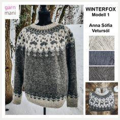 Winterfox Hovedbildet