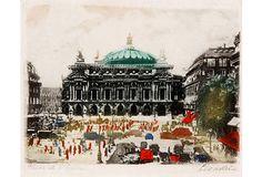 Opera House,  Paris on OneKingsLane.com