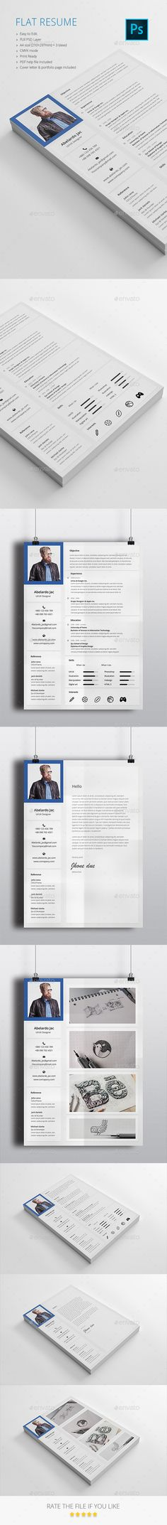Simple Resume 5 Simple resume, Simple resume template and Font logo - resume print out