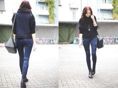 Outfit: Die Aussortierten - THE3RDVOICE.net - Modeblog / Fashionblog aus München