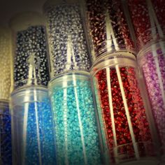 Beads - Rocailles - Atelier Camille Belgian Creation
