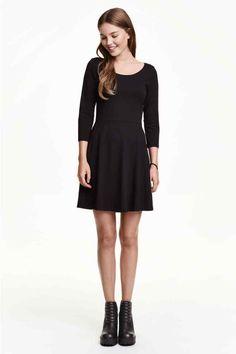 Трикотажное платье | H&M