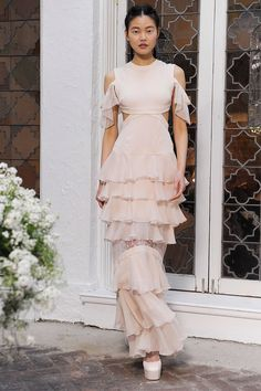 Wedding dress ideas from Bridal Fashion Week   Runway gown Inspiration