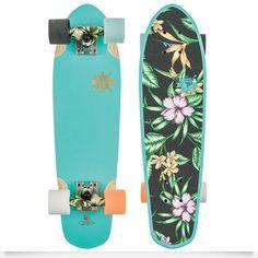 "GLOBE Blazer 26"" Bowl Cruiser Skateboard Island Blue 10525125 | eBay"