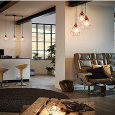 rayo.com.pl - TARBES LAMPA WISZĄCA SMALL EGLO   e-sklep \ lampy sufitowe - wiszące   Rayo Oświetlenie Wrocław
