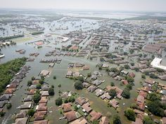 Weight of Water Dropped by Hurricane Harvey Flexed Earth's Crust