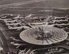 It's #FlashbackFriday - time for a post on classic airport terminals, kids! #avgeek