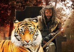 Ezekiel. The Walking Dead.