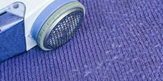 Hate those fuzz balls that appear on your clothes after one time through the washer and dryer? Here are some tips to prevent pilling on clothes Pilling On Clothes, How To Remove Pilling, Sweater Pilling, Fabric Shaver, Fabric Balls, Fuzz, Cleaning Hacks, Organizing Tips, Products