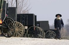 I love reading about the Amish.  They are workers and so appreciative of the simple things in life.