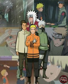 Naruto Uzumaki - 7 Hokage