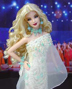Miss Australia Barbie Doll 2009