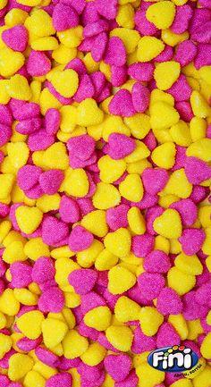 Yogurt Heart- Coração de Iogurte  Yogurt Heart   -#Sweetmeatart #Sweetmeatcondensedmilk #Sweetmeatdesign #Sweetmeatindian #Sweetmeatwedding Cute Food Wallpaper, Mobile Wallpaper, Wallpaper Backgrounds, Iphone Wallpaper, Colorful Candy, Candy Colors, Fini Candy, Walpapers Iphone, Iphone Android