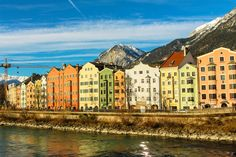 Innsbruck - a winter wonderland - is definitely my winter choice for a short trip in Austria. How to get there, pros and cons, and things to do in Innsbruck Stuff To Do, Things To Do, Innsbruck, Short Trip, Winter Wonderland, Austria, Explore, Mountains, Travel
