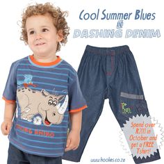 Hooligans Kids Clothing Fair Trade certified baby and children's clothing with humorous animal designs Made in South Africa. Summer Blues, Animal Design, Beautiful Children, Ranges, Fair Trade, Kids Clothing, South Africa, Funny Animals, Safari
