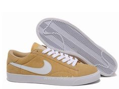 sports shoes bb7ce 08d72 Nike Blazer pour Homme Classic Ac Nd Suede Brun Chaussures Nike Blazer Homme