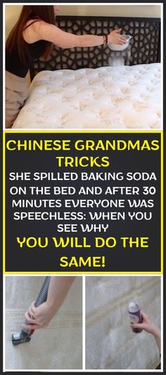 Baking soda 591519732296143878 - Chinese Grandmas Tricks She Spilled Baking Soda On The Bed And After 30 Minutes Everyone Was Speechl Source by Healthy Nutrition, Healthy Life, Healthy Living, Healthy Food, Healthy Detox, Healthy Beauty, Home Recipes, Cooking Recipes, Healthy Recipes