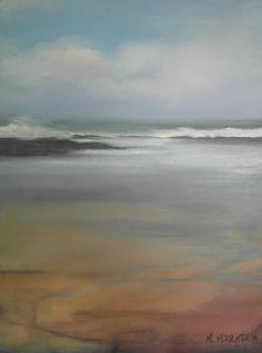 Rock Pools, Oceans, Beaches, Ireland, Inspire, Paintings, Oil, Water, Artwork