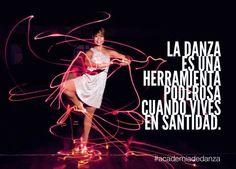 Danza en santidad