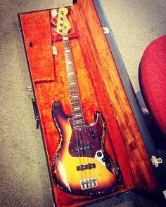 Fender Jazz Bass, Vintage Bass, Music Instruments, Guitar, Musical Instruments, Guitars