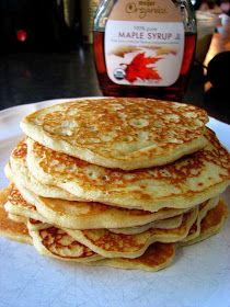 Delectably Mine: The Best Homemade Pancake Mix