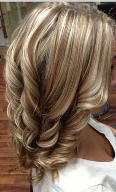 Gorgeous hair! I like the cut and color. Wish I could pull this off