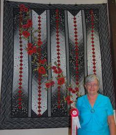 2011 Rosettes ~ Photo Gallery ~ Canadian Quilters' Association / Association Canadienne de la Courtepointe