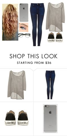 """""""expecting"""" by troylerzalfie on Polyvore featuring Helmut Lang, Topshop, Converse, Incase, women's clothing, women, female, woman, misses and juniors"""