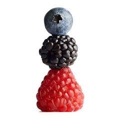 Negative calorie foods, which burn more fat and calories than they contribute, are a myth. But low-calorie foods like berries come close. Eat the fruits several times a day for fast, easy weight loss. Not sure what to pair them with? We're giving you simple recipes to integrate berries into your diet. | Health.com