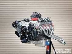 After we pulled this LS engine out of a junkyard truck, we went ahead to find out how easy it was to get it fired up again but this time with Ls Engine Swap, Car Engine, Engine Block, Jets, Crate Motors, Ls Swap, Car Fix, Race Engines, Engine Rebuild