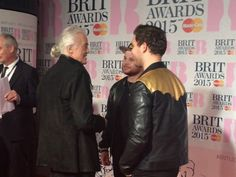 BRITS 2015 x Jimmy Page Brit Awards 2015, Royal Blood, Jimmy Page, Say Anything, This Man, Led Zeppelin, Love Of My Life, Idol, Lyrics