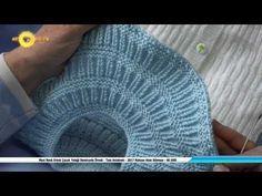 Mavi Renk Erkek Çocuk Yeleği Demiryolu Örnek - Tam Anlatımlı - 2017 Rüks. Baby Knitting Patterns, Knitting For Kids, Easy Knitting, Crochet For Kids, Knitting Designs, Baby Patterns, Crochet Baby, Knit Crochet, Knitting Videos