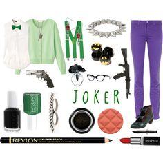 My joker outfit.