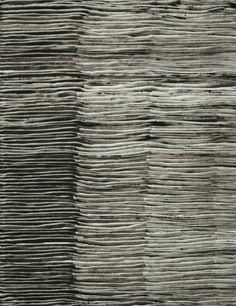 gacougnol:  Joseph ZuccariniFelt 2009 Monotype on paper
