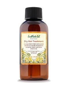 Dry Hair Treatment   Best Way To Dry Hair   Luxurious Blend of 9 Botanical Oils, 7 Pure Essential Oils and boosted with Vitamin E That Moisturizes, Repairs, Softens, and Adds Shine to Hair * This is an Amazon Affiliate link. Click image for more details.