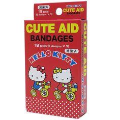 c93b2a6da Velkommen   Rakuten Global Market: I cure character adhesive plaster  adhesive plaster Hello Kitty bicycle