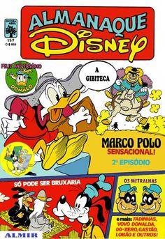 Almanaque Disney - 157