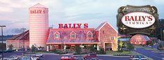 Bally's Casino & Hotel Tunica, MS www.ballystunica.com